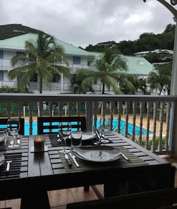 Newly renovated 1 BD at Anse Marcel - Apartment