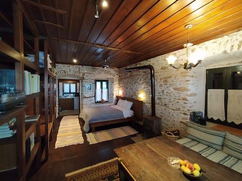 Malý dům v Gialosu