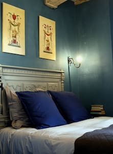 Room Bleu Persan - Bed & Breakfast