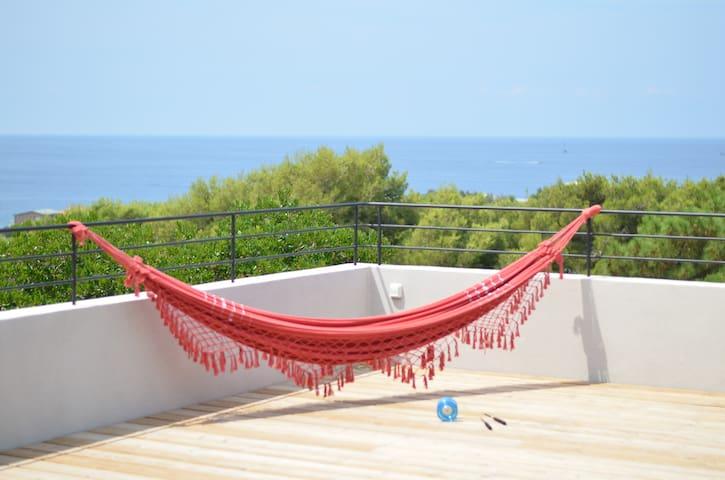 Grande Villa en Corse, Marine de Davia, vue mer