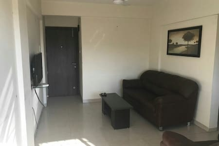 Independent 2BHK service apartment