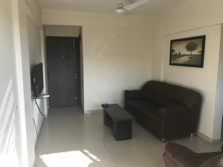 Independent 2BHK service apartment