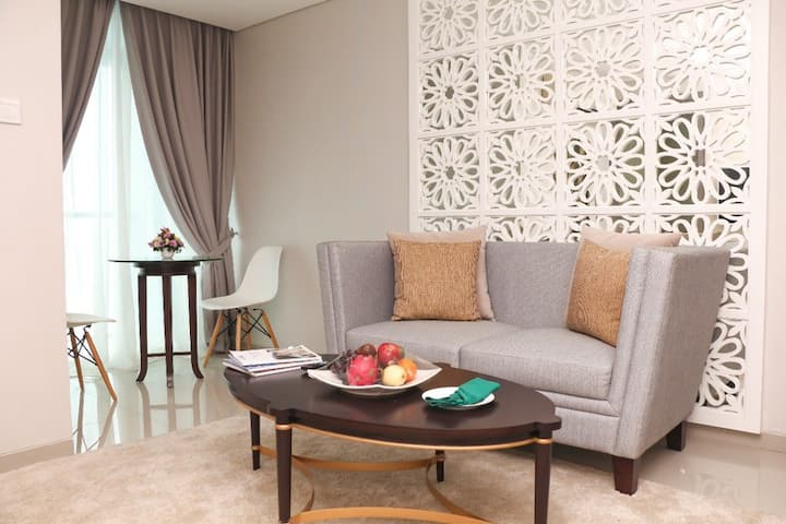 Superior Apartment 1 Bedroom by Swiss-Belhotel Balikpapan