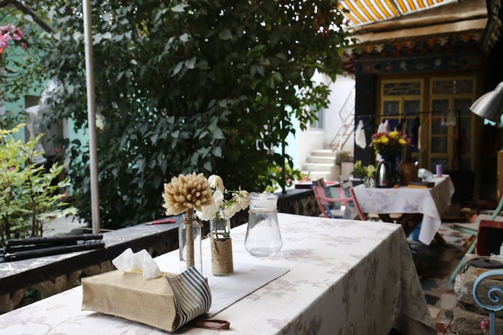 [一·间]天涯路远,有你一间容身之所,请用心感受旅途 - Lhasa - Appartement
