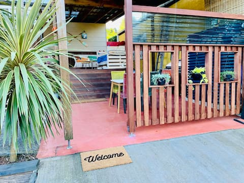 The Hideaway......your own tropical oasis!