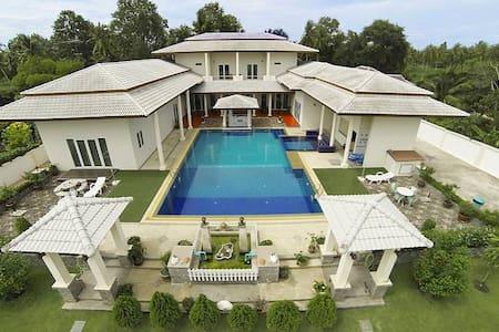 Villa Akash - Muang Pattaya - House