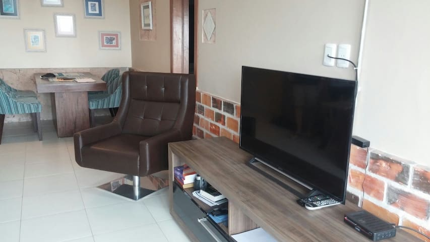 Apartment In The Heart of Downtown - Asunción - Lägenhet