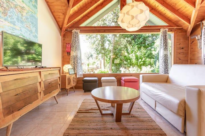 La Escandinava - a modern cottage