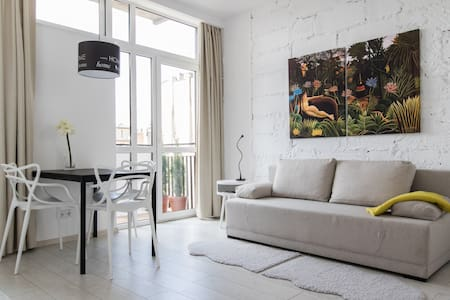 Apartament w centrum Piotrkowskiej - Łódź - Appartamento