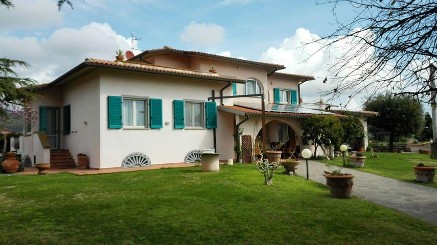 Paradiso Val Borgina - Castiglione della Pescaia - Casa