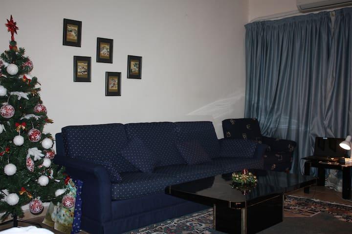 Дом в тихом районе - Agios Athanasios - Ház