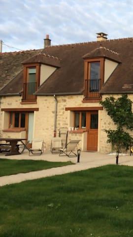 maison à la campagne proche paris