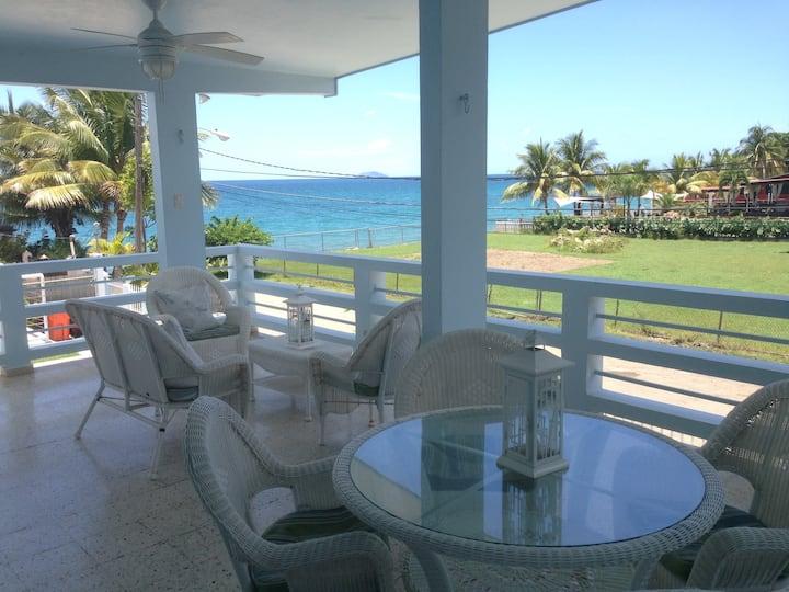 Best Beach House, Direct Ocean Views in Sea Beach!