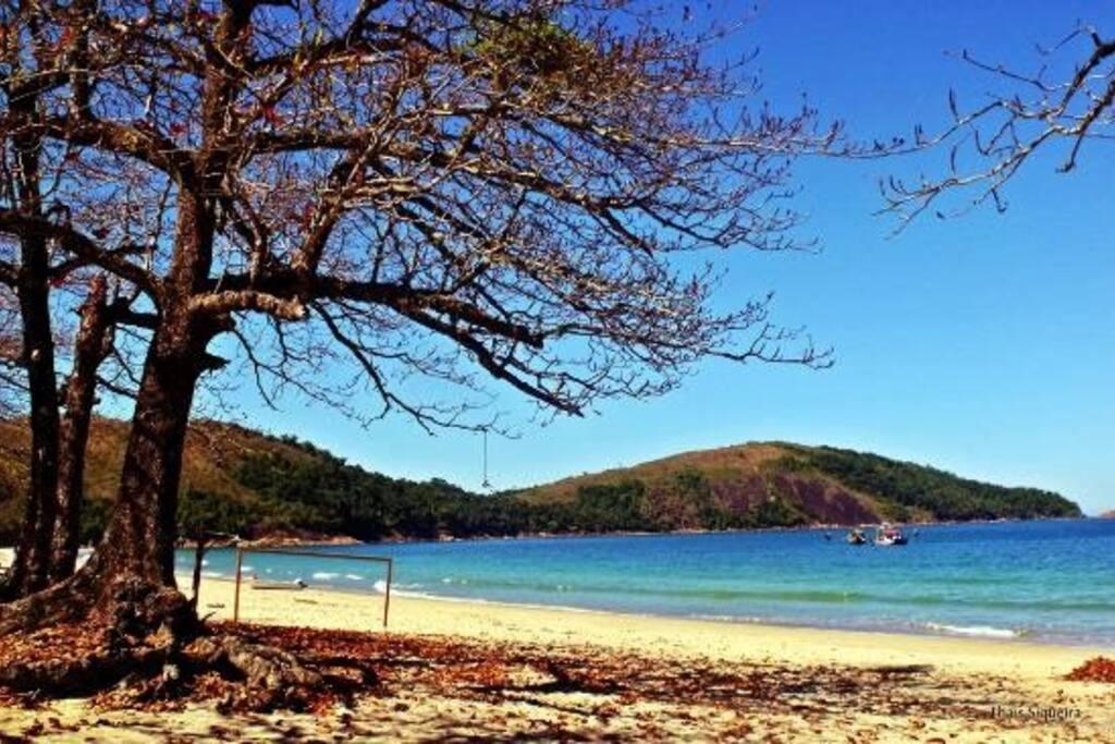 Praias em Paraty