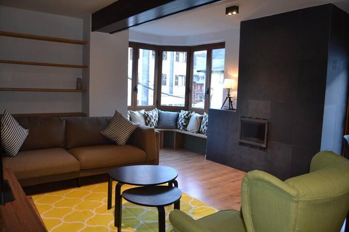 Centro de Vielha con wifi Casa Sordeta - Viella - Apartment