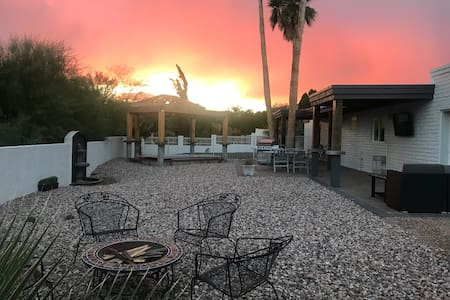 Newly Updated Private Fountain Hills Guest Home