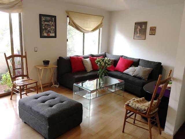 Providencia: hab. privada con baño - Guadalajara - Appartement