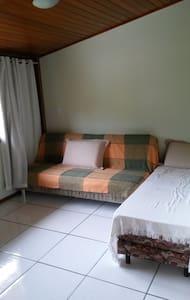 Casa em Bombas para 4 pessoas com conforto - Bombinhas - Casa