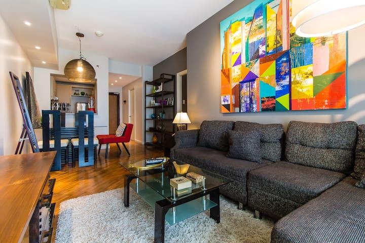 Rockwell Joya OneBedroom Gallery + Parking - Makati - Apartment