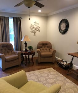 Apartment/Corinth, MS (near Pickwick & Shiloh TN) - Corinth - Wohnung