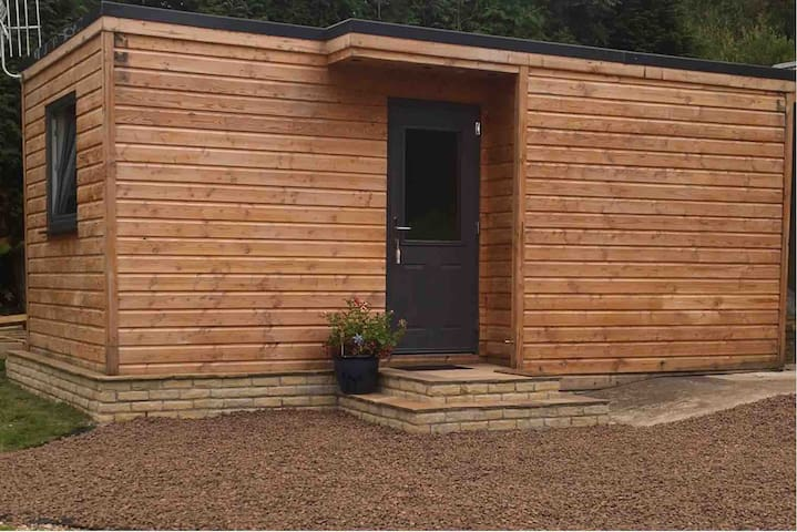 Beach view pod is a new property by the sea