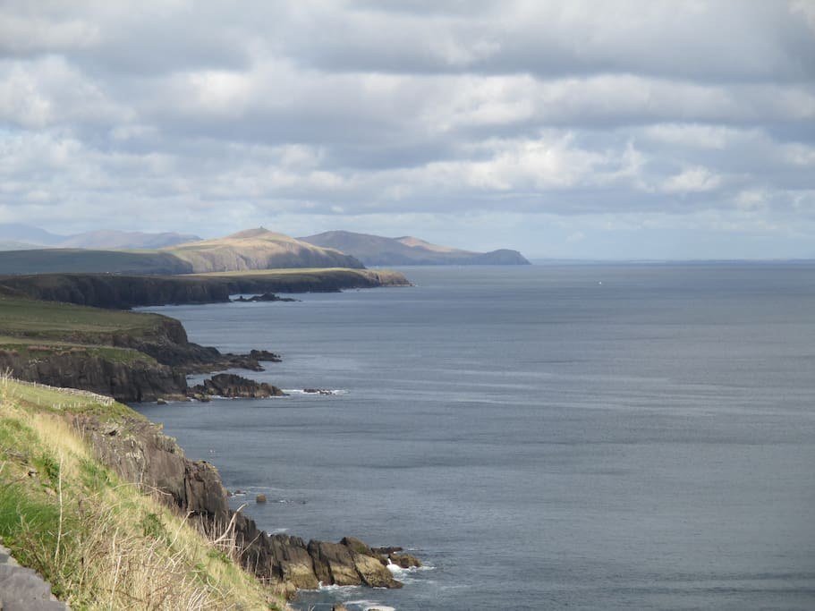 Not too far from the rugged Irish West Coast