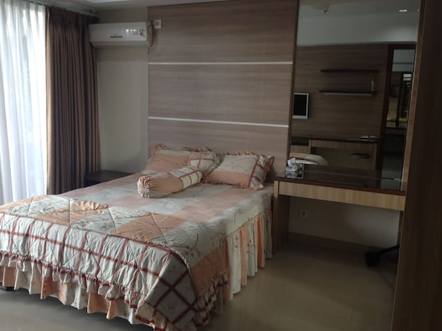 Cozy Studio Apartment in Dago (616) - Coblong - Appartamento