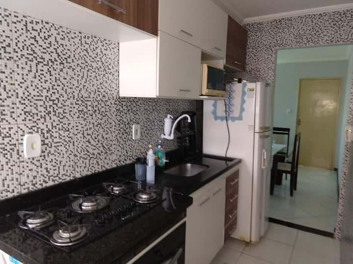 Apartamento próximo do centro comercial de Aracaju