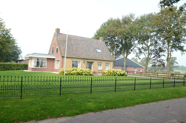 B&B De Berkenhoeve Alteveer Drenthe - Alteveer - House