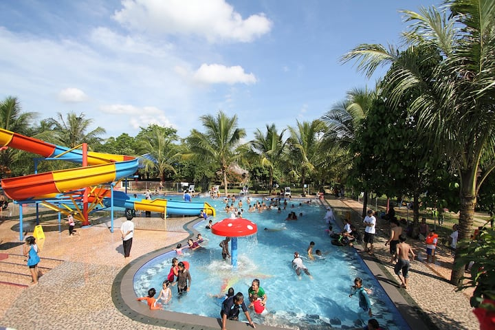 Guest House Taman Wisata Pasir Putih, Entire Villa