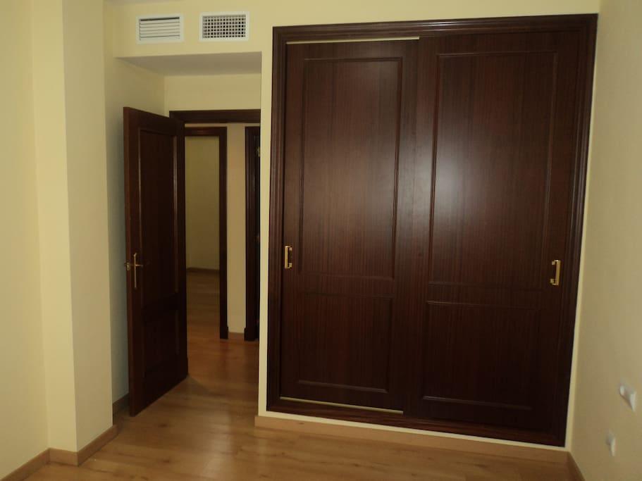 Armario del dormitorio principal