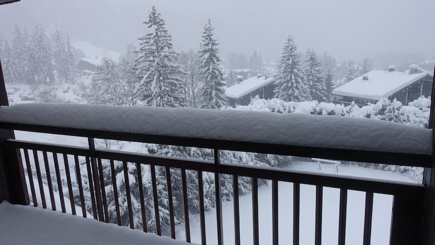 Beau Argentiére Chamonix Mont Blanc (incl. wi-fi) - Chamonix - Pis
