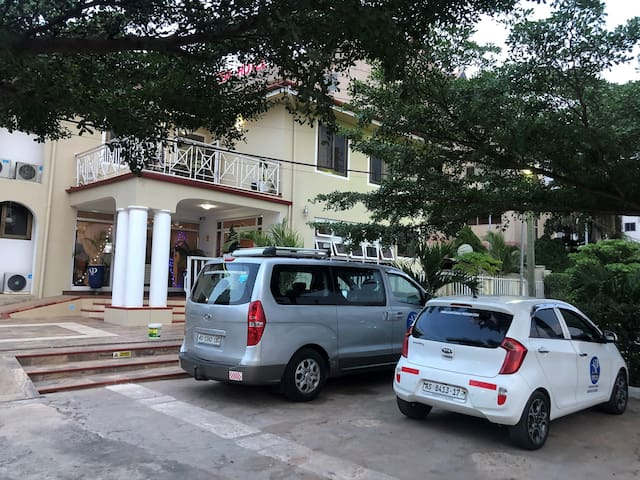 Asantewaa Premier Guesthouse, An Intimate Haven