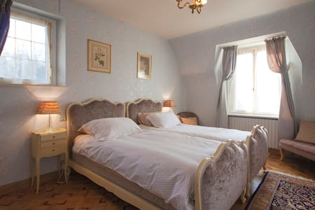 KerBlondel, room 'Douce France' - Plouezoc'h - Bed & Breakfast