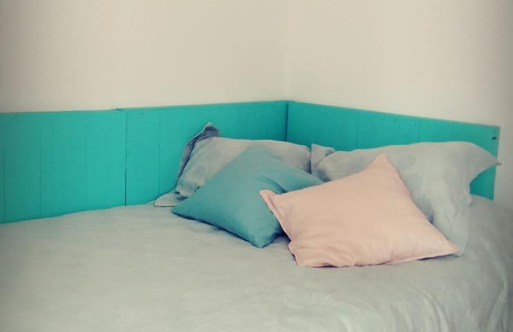 Linda habitación, lista para ti. - Boca del Río - Apartamento