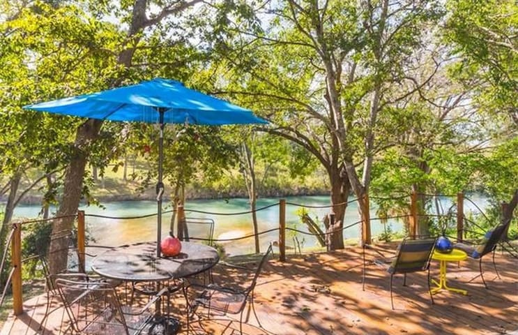 Best Spot on the San Marcos River! - San Marcos - Rumah