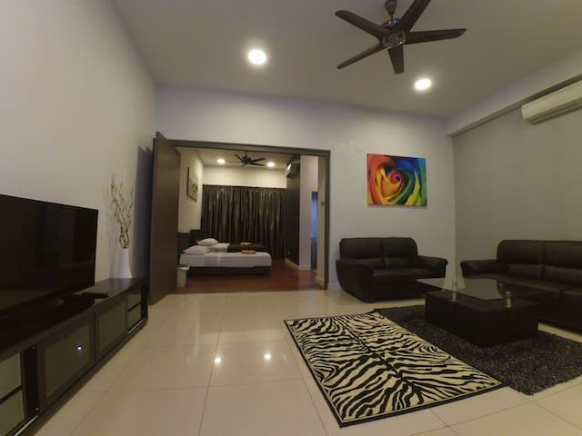 KK city centre IMAGO Loft Condo 亚庇市中心舒适双房公寓 - Kota Kinabalu
