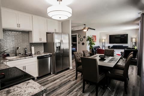 Suburban Dream Home ⚜️ 3BR House ⚜️ 18 mins to STL