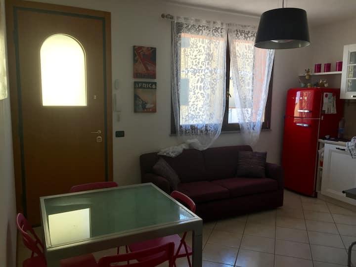 Appartamento confortevole e moderno