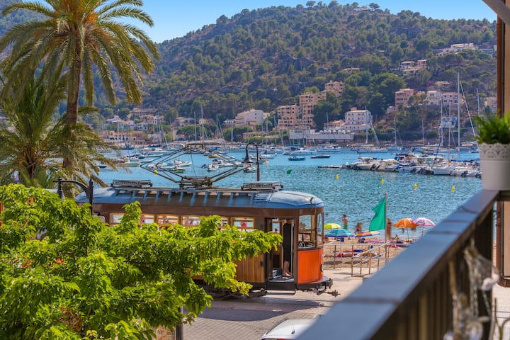 Beach Home Port Sóller