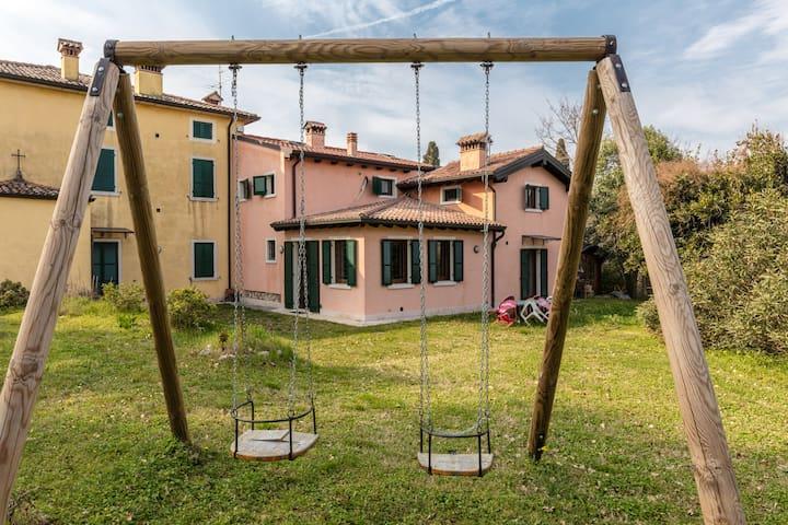 Villa nella campagna del Garda - Colà