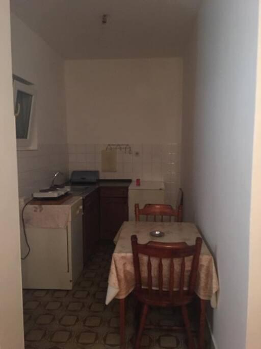Bedroom 2's kitchen