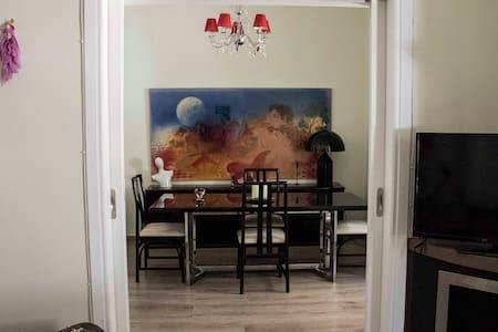 Big Modern Apartment near center of Athens - Zografou - Daire