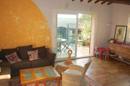 Maison 160m2, 8 couchages à La Ciotat, proche mer - La Ciotat