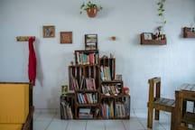 No books and handcraft