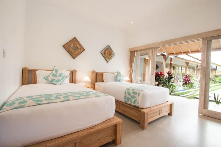Comfort, cozy and peaceful TWN R/O in Canggu