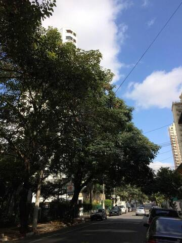 Flat Ibirapuera - Piscina e Aconchego
