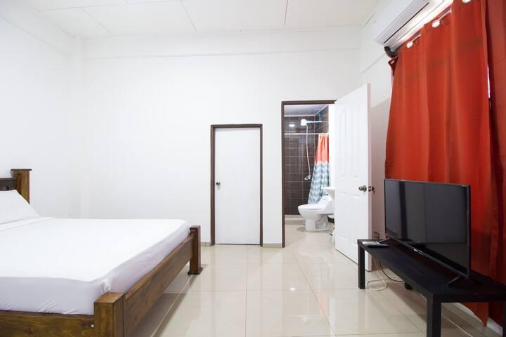777 1BA  Hermoso apartamento cerca de Limón Centro
