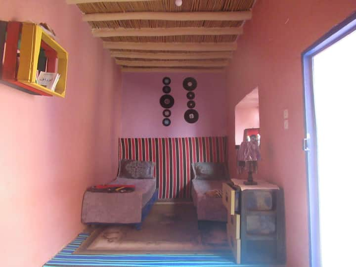 The nomad homestay.