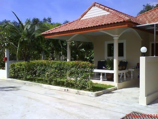 Дом на Rawai, одна спальня, одна ванная.